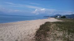 Praia  Caraguatatuba-SP