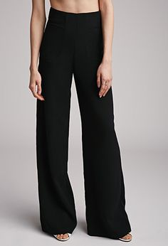My fav! High-Waist wide leg (style steal from F21!)