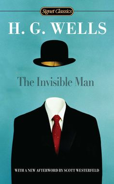 HG Wells - The Invisible Man