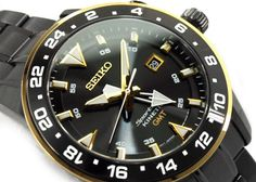 BEST QUALITY WATCHES - Seiko Sportura Kinetic GMT SUN026P1, £349.99 (http://www.bestqualitywatches.co.uk/seiko-sportura-kinetic-gmt-sun026p1/)