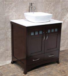 Solid Wood Bathroom Vanity Bathroom Vanity Wood Bathroom Vanity