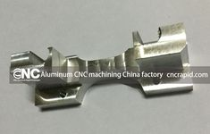 Aluminum CNC machining China factory, from 1 to parts. Aluminum parts are economical, lightweight and attractive. Parts made from this metal are less