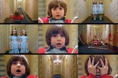 Great movie! The Shining!