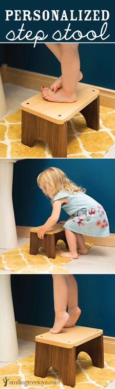 Children's Step Stool