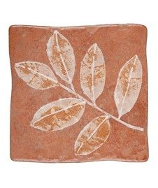 Zanzibar Cotto Decor Tile