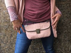 Bolso de Cadera Riñonera Bandolera de diseño: Sweet por CAOMKA