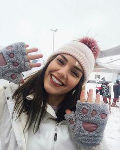Yağmur Tanrısevsin ☺ #fashion #winter Turkish Women Beautiful, Turkish Beauty, Victoria Justice, Turkish Actors, Best Actress, Winter Hats, Hair Beauty, Make Up, My Favorite Things