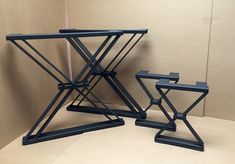 V-Shaped Conference Table Base, Super Heavy Duty Table Base, Set of 3 Legs With 6 Cross Braces upper and 2 lower) Coffee Table Legs, Dining Table Legs, Coffee Table Design, Wood Tables, Dining Room, Wooden Shelf Brackets, Wooden Shelves, Steel Table Legs, Conference Table