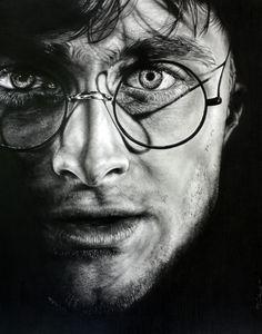 Harry Potter by ~casparofambrose