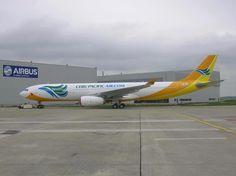Cebu Pacific Airs Airbus A330