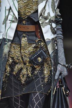 Prada Fall 2016 Ready-to-Wear - Runway Details - Fashion Unfiltered