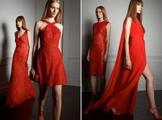 The Elie Saab 2014 Resort Collection is Excitingly Glamorous