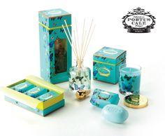 Claus Porto, Portus Cale Collection Butterflie Blues, Portuguese Brand
