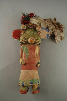 Brooklyn Museum: Arts of the Americas: Kachina Doll