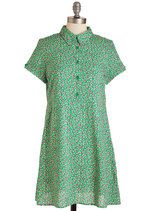 Observation Versus Influence Dress | Mod Retro Vintage Dresses | ModCloth.com