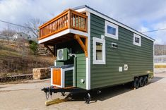 The Sheriff Tiny House
