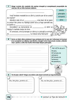 Clasa a II-a : Lecturi şi fişe de lectură. Clasa a II-a After School, David, Classroom, App, Reading, Studying, Class Room, Apps