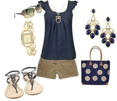 150 pretty casual shorts summer outfit combinations (170)