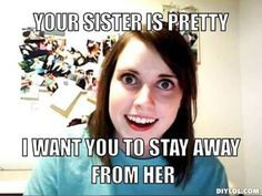 http://theawesomedaily.com/49-crazy-girlfriend-meme-or-overly-attached-girlfriend-meme /#memes