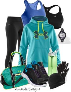 """""""Running Resolution"""" by amabiledesigns ❤ liked on Polyvore"""