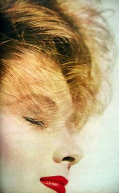 Suzy Parker by Lillian Bassman, 1956