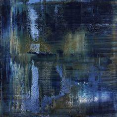 Koen Lybaert; Oil, 2013, Painting abstract N° 503