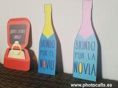 Complementos para photocall. Simpáticos Props con temáticas diferentes. #photocall #photobooth #boda #wedding #props #complementosphotocall #cartelesboda #cartelespersonalizados #decoboda #decoracionboda #fiestas #decofiestas