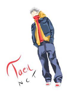 Taeil - Digital Illustration [iPAD]