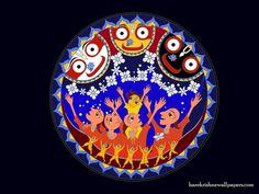 Baladeva, Subadra, Jagannath