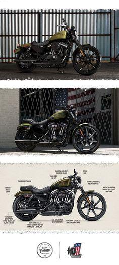 Harley Davidson Sportster 883 c7f1a82bd4ba