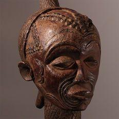 Lulua Maternity Figure - D.R. Congo