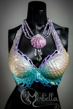 Mermaid top or bikini Mermaid Tails For Sale, Fin Fun Mermaid, Mermaid Tale, Mermaid Cosplay, Mermaid Outfit, Mermaid Costumes, Realistic Mermaid Tails, Mermaid Artwork, Mermaid Paintings