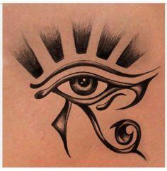 Eye or ra horus