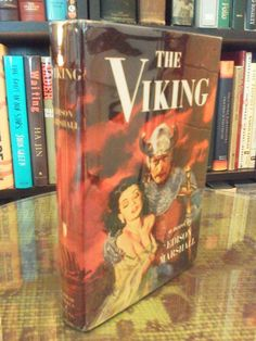The Viking by Edison Marshall (1951, Hardcover)