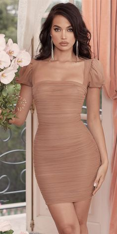 Casual Homecoming Dresses, Nude Party Dresses, Wedding Dresses For Kids, Club Dresses, Sexy Dresses, Nice Dresses, Evening Dresses, Short Dresses, Tight Dresses