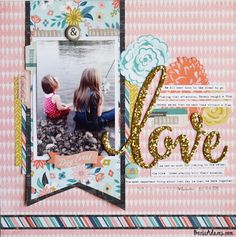 Cousin Love - Scrapbook.com