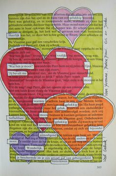 Found poetry. Find nouns, verbs etc & box to make a poem. Draw Tutorial, Found Poetry, Blackout Poetry, Blackout Book, Book Page Art, Poetry Art, Book Projects, Bible Art, Art Journal Pages