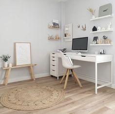 Home Decor – Decor Ideas – decor Room Design Bedroom, Small Room Bedroom, Room Ideas Bedroom, Home Room Design, Home Office Design, Home Office Decor, Bedroom Decor, Home Decor, Teen Bedroom Desk