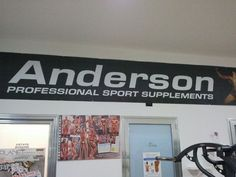 ANDERSON EVENT