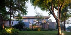 Prime Nature Residence by Department of Architecture - CAANdesign | Architecture and home design blog