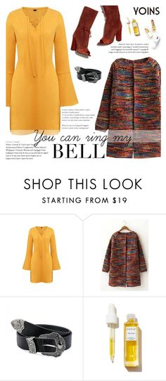 """Ring my bell"" by purpleagony ❤ liked on Polyvore featuring Paul Andrew and Rodin"