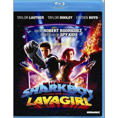 The Adventures of Shark Boy and Lavagirl (Blu-ray) : Target