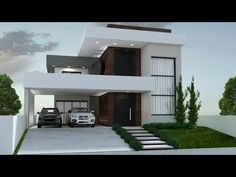 Modern House Design Ideas 2019 Over the most recent years house designs have changed quite. Most new home owners like to opt for a more modern house designs, rather than traditional.