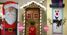 Ideas+para+decorar+puertas+escolares+en+Navidad