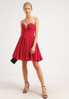 Laona - Robe de soirée - cherry pink