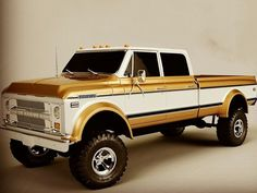 The Duke by Rtech Fabrications - A K50 Chevy that will have everyone drooling.