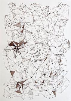 Marie Rouillon, Geometric Shapes, 2012