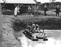URBI-ET-ORBI……My Bucket List Journals.Type 166- the Schwimmwagen; an amphibious 4 wheel drive vehicle