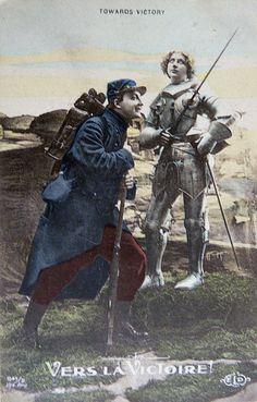 Jeanne d'Arc en 1914-1918