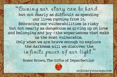 Defining Shame by Brené Brown. This clip is an excerpt from Connection: A Psychoeducational Shame Resilience Curriculum (Brown, 2007).
